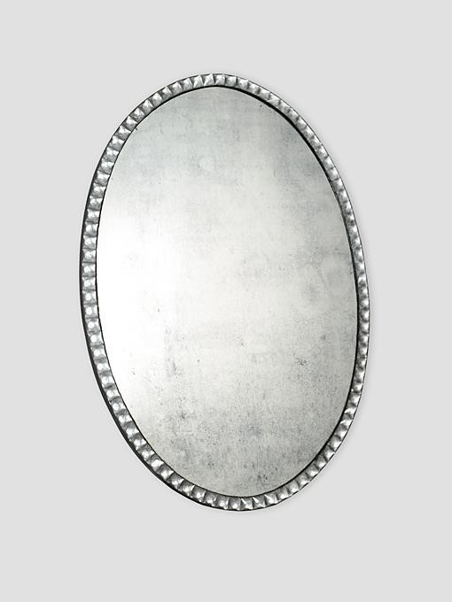 Handmade reproduction 'Irish' mirrors - made to order, available in various sizes and colour ways.